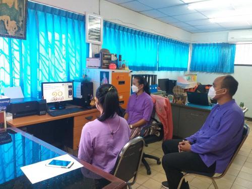 ประชุม online ผ่านระบบ zoom Park Run TH