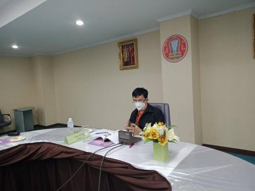 ประชุมคณะกรรมการที่ปรึกษาอุทยานแห่งชาติดอยสุเทพ-ปุย(Protected Area Committee : PAC)