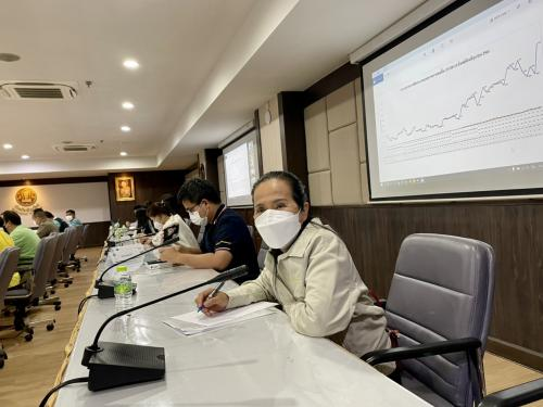 ประชุมคณะกรรมการโรคติดต่อจังหวัดเชียงใหม่