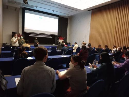 ประชุม Chiang Mai Learning City Forum ด้านเศรษฐกิจสร้างสรรค์