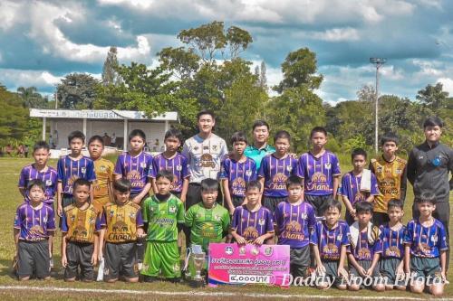 การจัดการแข่งขันฟุตบอลเยาวชนและประชาชน ประจำปี 2564