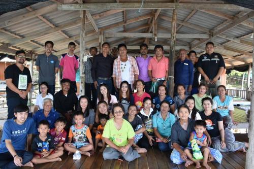 สำนักงานการท่องเที่ยวและกีฬาจังหวัดชุมพร ส่งตัวแทนลงพื้นที่เกาะพิทักษ์ ร่วมระดมความคิดเห็น และแนะนำข้อมูลต่างๆ ด้านการพัฒนาแหล่งท่องเที่ยวโดยชุมชน เกาะพิทักษ์