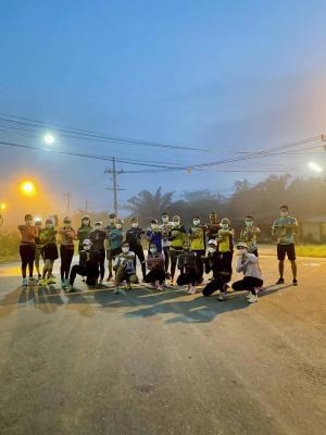 ดำเนินการจัดกิจกรรม  Park Run Thailand  ครั้งที่ 7