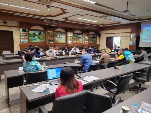 จัดการประชุมเตรียมการเปิดรับนักท่องเที่ยวจังหวัดกระบี่ Krabi Even More Amazing
