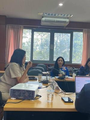 ประชุมเตรียมการโครงการยกระดับมาตรฐานสถานประกอบการด้านการท่องเที่ยวให้มีมาตรฐานสู่การเป็น Andaman Go Green