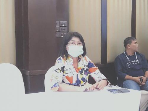 """เข้าร่วมประชุมเชิงปฏิบัติการ เรื่อง """"การพัฒนาโมเดลการบริหารจัดการองค์กรอาสาสมัครท่องเที่ยวไทยในระดับพื้นที่และการพัฒนากลยุทธ์การสื่อสาร"""""""
