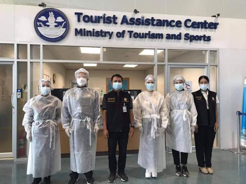 เข้าร่วมปฏิบัติภารกิจ Phuket sandbox ระหว่างวันที่ 6 - 31 กรกฎาคม 2564