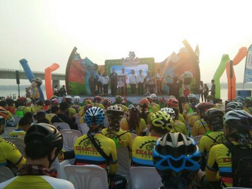 Bike Rally สนามที่ 5 (สนามสุดท้าย) ณ จังหวัดมุกดาหาร