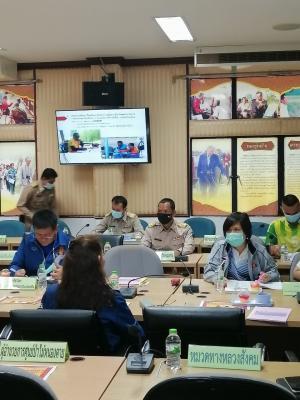 เตรียมการจัดการแข่งขันร่มร่อนชิงแชมป์ประเทศไทยและนานาชาติสานสัมพันธ์อาเซียน (ครั้งที่ 5) ประจำปี 2564