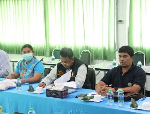 การประชุมเพื่อรับฟังความคิดเห็นต่อร่างกรอบกลยุทธ์การบริหารจัดการพื้นที่สงวนชีวมณฑล ประเทศไทย ณ พื้นที่สงวนชีวมณฑลระนอง