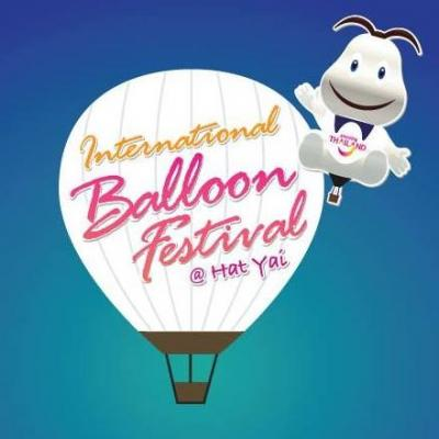 International Balloon Festival at Hatyai 2019