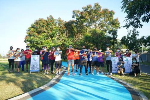 กิจกรรม Park Run Thailand